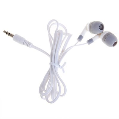 Stylish Stereo Music Earphones for MP3 MP4 iPod PCEarbud Headphones<br>Stylish Stereo Music Earphones for MP3 MP4 iPod PC<br><br>Application: Portable Media Player, Mobile phone, Computer<br>Compatible with: Mobile phone<br>Connecting interface: 3.5mm<br>Connectivity: Wired<br>Function: Noise Cancelling<br>Package Contents: 1 x Stereo Music Headphone<br>Package size (L x W x H): 10.00 x 6.50 x 1.00 cm / 3.94 x 2.56 x 0.39 inches<br>Package weight: 0.030 kg<br>Plug Type: Full-sized<br>Product weight: 0.008 kg<br>Type: In-Ear<br>Wearing type: In-Ear
