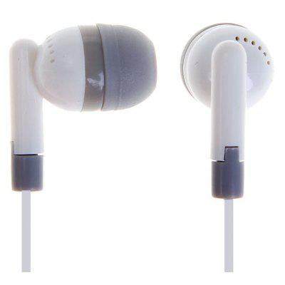 Stylish Stereo Music Earphones for MP3 MP4 iPod PC