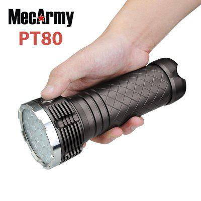 MecArmy PT80 LED Flashlight