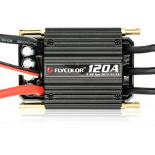 Flycolor FLY - S120A Brushless ESC