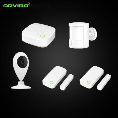 Orvibo 4 in 1 Zigbee Smart Home Security Kit