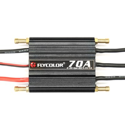 Flycolor FLY - S70A Brushless ESC