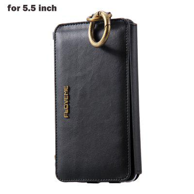 FLOVEME Wallet Phone Case for iPhone 6 Plus / 6S Plus / 7 Plus