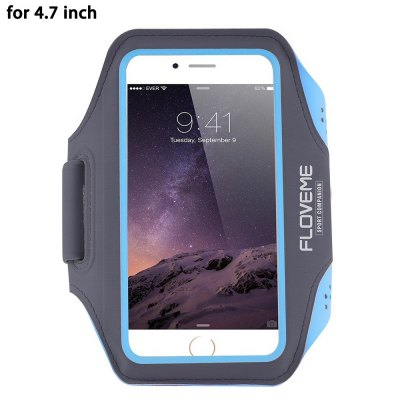 FLOVEME Sport Armband Phone Case for iPhone 6 / 6S / 7
