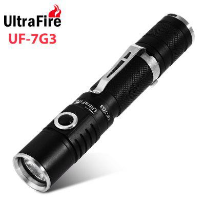 UltraFire UF - 7G3 960Lm Cree Flashlight