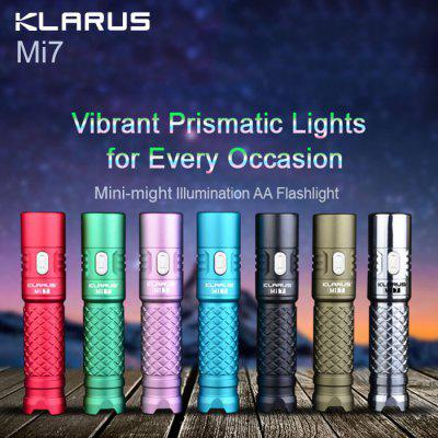 Klarus Mi7 Mini LED Flashlight