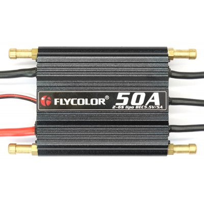 Flycolor FLY - S50A Brushless ESC
