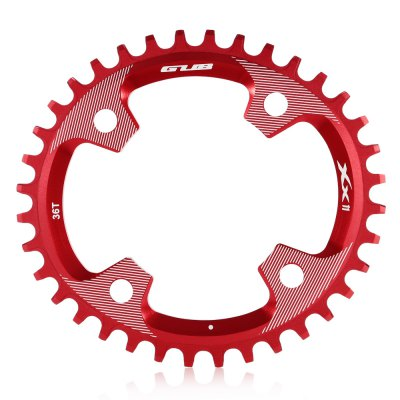 GUB XX11 Oval Single Chainring