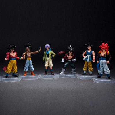 4.7 inch PVC Movie Action Figure - 6pcs / set