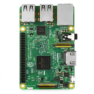 DIY Raspberry Pi Model 3 B Motherboard