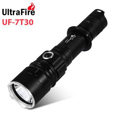 UltraFire UF - 7T30 LED Flashlight