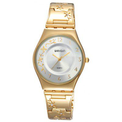 WeiQin 1170 Fashion Ultra-thin Vine Dial Lady Quartz Watch
