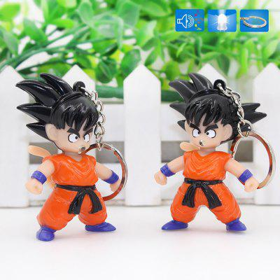 Classic Cartoon Figure Creative LED Lighting Sound Key ChainKey Chains<br>Classic Cartoon Figure Creative LED Lighting Sound Key Chain<br><br>Design Style: Other<br>Gender: Unisex<br>Materials: ABS, Metal<br>Package Contents: 1 x Key Chain<br>Package size: 10.00 x 5.00 x 5.00 cm / 3.94 x 1.97 x 1.97 inches<br>Package weight: 0.050 kg<br>Product size: 7.00 x 4.50 x 2.50 cm / 2.76 x 1.77 x 0.98 inches<br>Product weight: 0.025 kg<br>Stem From: Japan<br>Theme: Movie and TV
