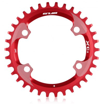 GUB XC11 34T Single Chainring