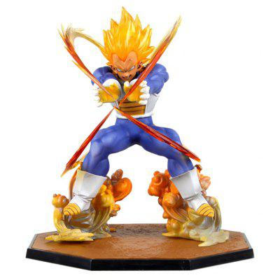 Buy COLORMIX 5.9 inch Static Action Figure Model PVC Home Office Decor for $16.27 in GearBest store