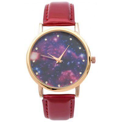 Vintage Rhinestone Starry Sky Retro Watch