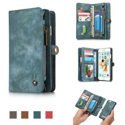 CaseMe Wallet Phone Cover Case for iPhone 6 Plus / 6S Plus