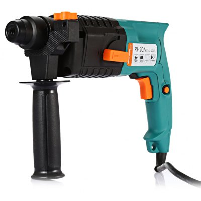 POWERACTION RH20A Portable 500W SDS-plus Marteau Rotatif