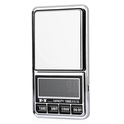 DS - 29 1000g Mini LCD Screen Digital Jewelry Scale