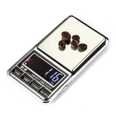 DS - 29 200g Mini LCD Screen Digital Jewelry Scale