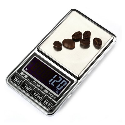 DS - 29 0.01g Accuracy Mini LCD Digital Jewelry Scale