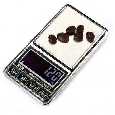 DS - 29 LCD Digital Jewelry Scale