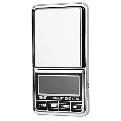 DS - 29 1000g LCD Digital Jewelry Scale