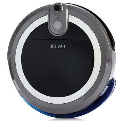 JISIWEI I3 Smart Robotic Vacuum Cleaner  – Best Review 2017 and Coupon Code