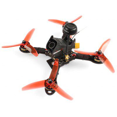 Buy BLACK Holybro Shuriken X1 V2 200mm FPV Racing Drone BNF for $299.67 in GearBest store