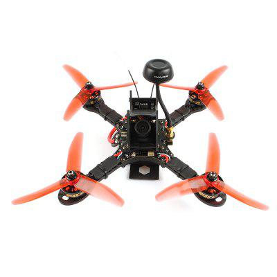Holybro Shuriken X1 200mm FPV Racing Drone - BNFBrushless FPV Racer<br>Holybro Shuriken X1 200mm FPV Racing Drone - BNF<br><br>Brand: Holybro<br>Package Contents: 1 x Shuriken X1, 1 x 5.8G Mushroom Antenna, 1 x Gopro Session Protector ( TPU 3D Print ), 1 x Camera Strap, 2 x Zip Tie, 1 x Cable<br>Package size (L x W x H): 32.00 x 31.00 x 12.00 cm / 12.6 x 12.2 x 4.72 inches<br>Package weight: 0.8000 kg<br>Product size (L x W x H): 26.00 x 22.00 x 8.00 cm / 10.24 x 8.66 x 3.15 inches<br>Product weight: 0.3430 kg<br>Type: Frame Kit<br>Video Resolution: 600TVL<br>Video Standards: PAL