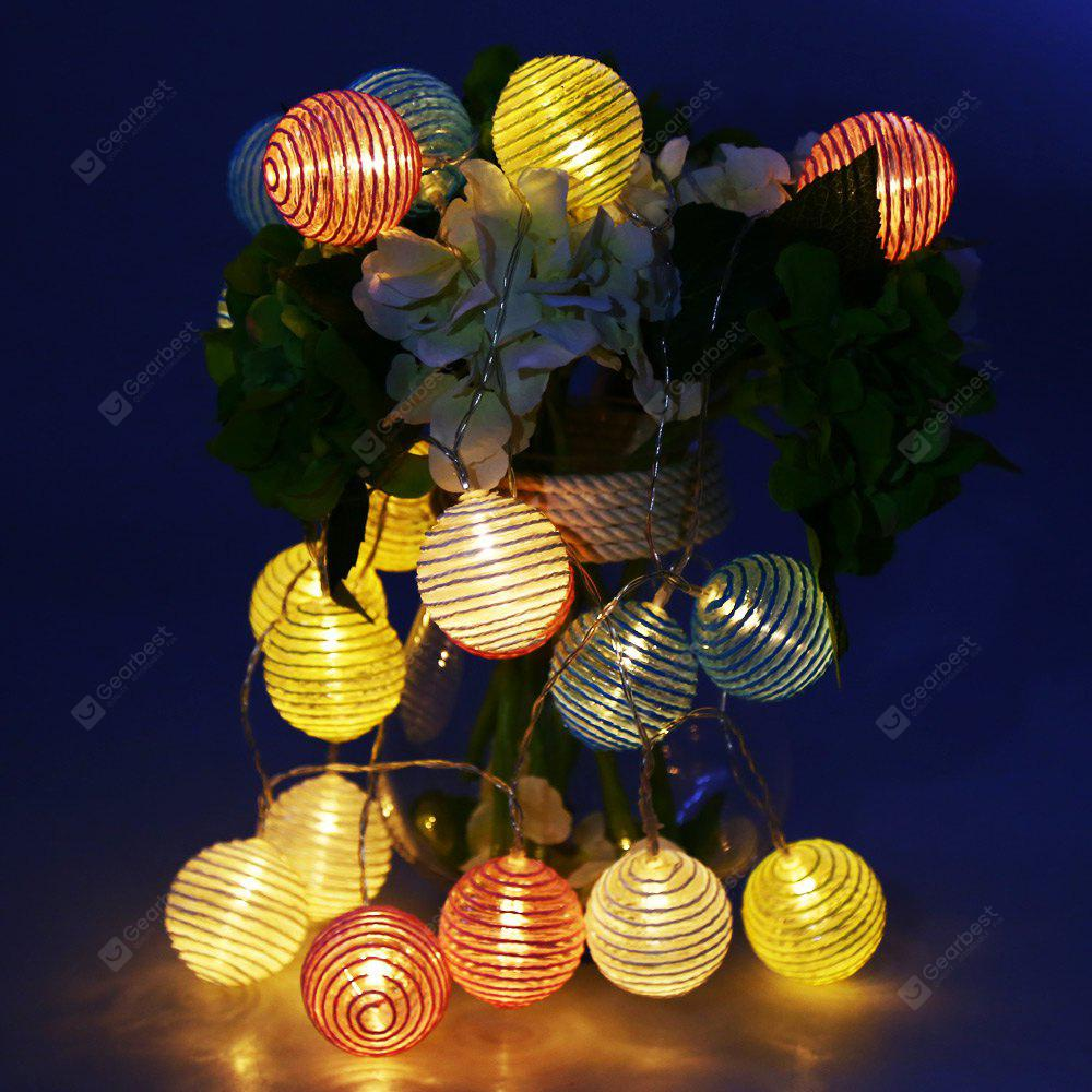 BRELONG Globes LED String Light