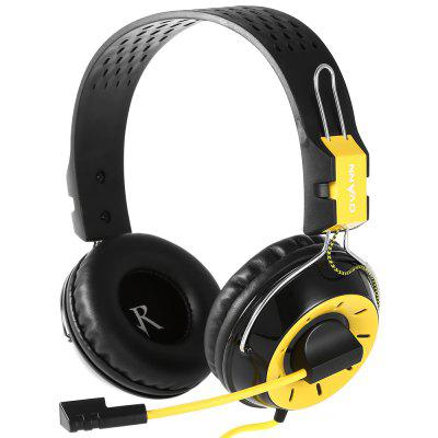 OVANN X10 Professional Gaming Noise Cancel Headphone