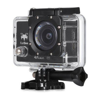 FuriBee Q6 WiFi 4K Ultra HD Action Sport Camera