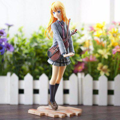 Collectible PVC Figurine - 7.87 inch