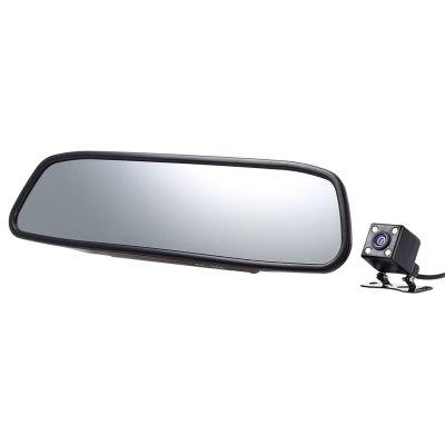 KELIMA 4.3 inch Car Rearview Mirror Monitor