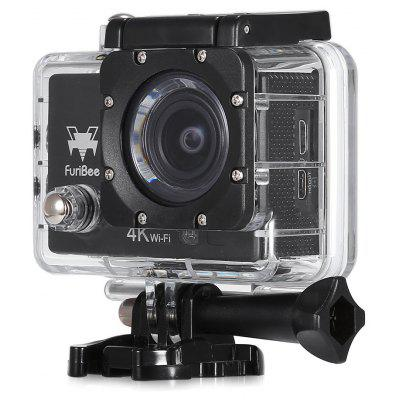 Q6 WiFi 4K Ultra HD Action Sport Camera – BLACK