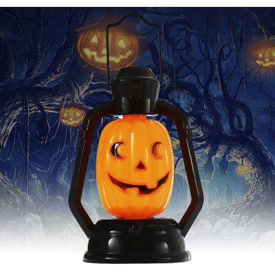 BRELONG Mini LED-Laterne für Halloween