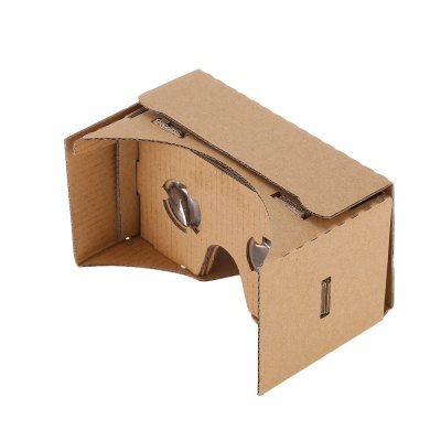 3D VR Cardboard Glasses Virtual Reality Box