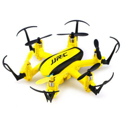 JJRC H20H Mini HexacopterRC Quadcopters<br>JJRC H20H Mini Hexacopter<br><br>Age: Above 14 years old<br>Battery: 3.7V 150mAh 30C<br>Brand: JJRC<br>Built-in Gyro: 6 Axis Gyro<br>Channel: 4-Channels<br>Charging Time.: 30 minutes<br>Compatible with Additional Gimbal: No<br>Detailed Control Distance: 20-30m<br>Features: Brushed Version, Radio Control<br>Flying Time: 5~6mins<br>Functions: With light, Up/down, Turn left/right, Sideward flight, Height Holding, Headless Mode, Forward/backward, 3D rollover<br>Kit Types: RTF<br>Level: Beginner Level<br>Material: Plastic, Electronic Components<br>Mode: Mode 2 (Left Hand Throttle)<br>Model: H20H<br>Motor Type: Brushed Motor<br>Night Flight: Yes<br>Package Contents: 1 x Hexacopter ( Battery Included ), 1 x Transmitter, 1 x USB Cable, 6 x Spare Propeller, 1 x Screwdriver, 1 x Chinese-English Manual<br>Package size (L x W x H): 14.50 x 10.70 x 8.20 cm / 5.71 x 4.21 x 3.23 inches<br>Package weight: 0.2460 kg<br>Product size (L x W x H): 10.50 x 10.00 x 2.70 cm / 4.13 x 3.94 x 1.06 inches<br>Product weight: 0.0210 kg<br>Radio Mode: Mode 2 (Left-hand Throttle)<br>Remote Control: 2.4GHz Wireless Remote Control<br>Size: Micro<br>Transmitter Power: 2 x 1.5V AA battery(not included)<br>Type: Hexacopter