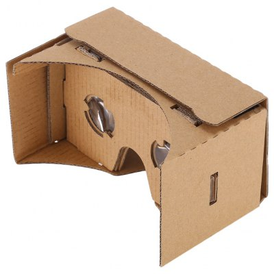 VR Box 3D DIY Cardboard Glasses Virtual Reality
