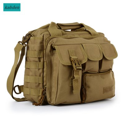 Kabden 8609 Sling BagSling Bag<br>Kabden 8609 Sling Bag<br><br>Bag Capacity: 26L<br>Brand: Kabden<br>Capacity: 20 - 30L<br>Color: Black,Khaki<br>For: Hiking, Casual, Cycling, Travel, Mountaineering<br>Material: Nylon<br>Package Contents: 1 x Kabden 8609 Sling Bag<br>Package size (L x W x H): 38.00 x 5.00 x 25.00 cm / 14.96 x 1.97 x 9.84 inches<br>Package weight: 1.0800 kg<br>Product size (L x W x H): 36.00 x 20.00 x 29.00 cm / 14.17 x 7.87 x 11.42 inches<br>Product weight: 1.0000 kg