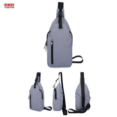 Tigernu T - S8027 - 10 10 inch Male Leisure Sports Sling Bag