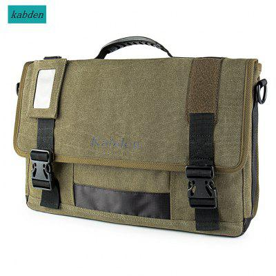 Buy ARMY GREEN Kabden 8601 Canvas Sling Bag for $22.28 in GearBest store