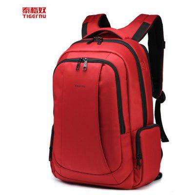 TIGERNU T-B3143-01 Laptop Backpack Wine Red coupons