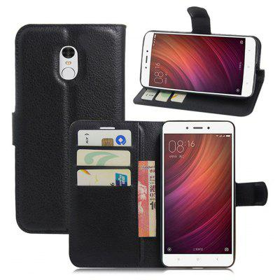 PU Leather Full Body Phone Case for Xiaomi Redmi Note 4