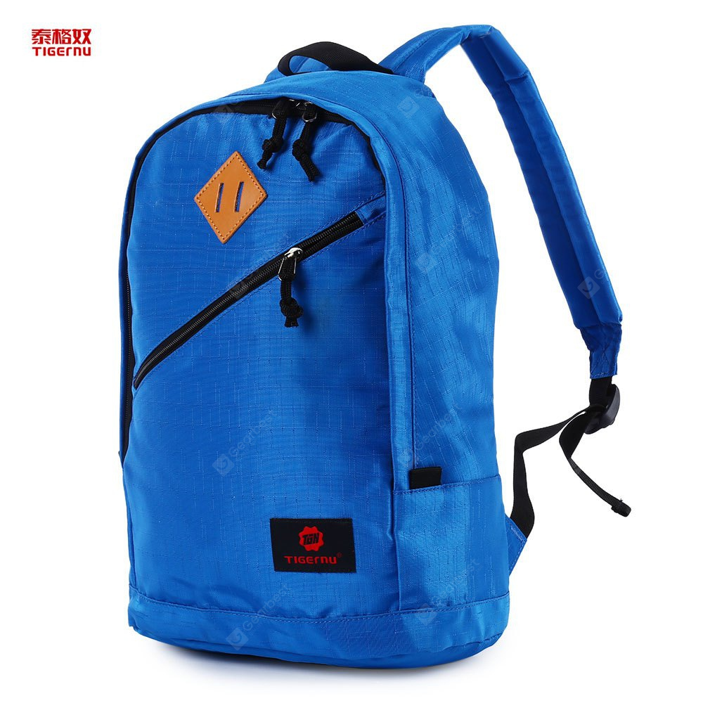 WATER BLUE Tigernu T B3198 14 inch Casual Backpack