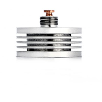 510 Finned Heatsink for E Cigarette