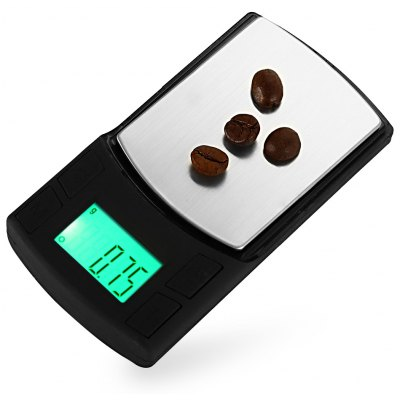 MH - 303 Pocket 100g 1.1 inch LCD Digital Mini Jewelry Scale