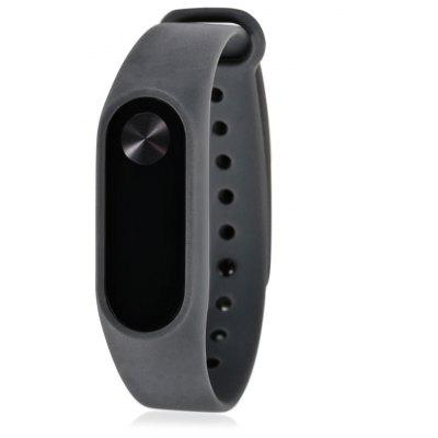 Pure Color TPU Smart Wrist Watch Strap do Xiaomi Miband 2