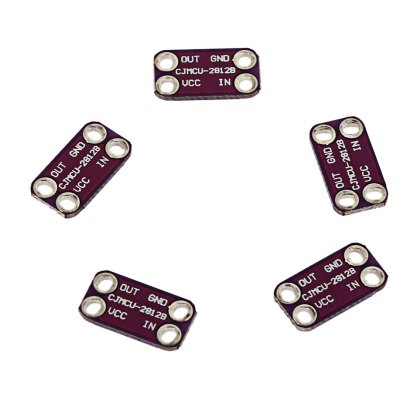 LDTR - LB0001 5PCS WS2812B RGB LED Full-color Module